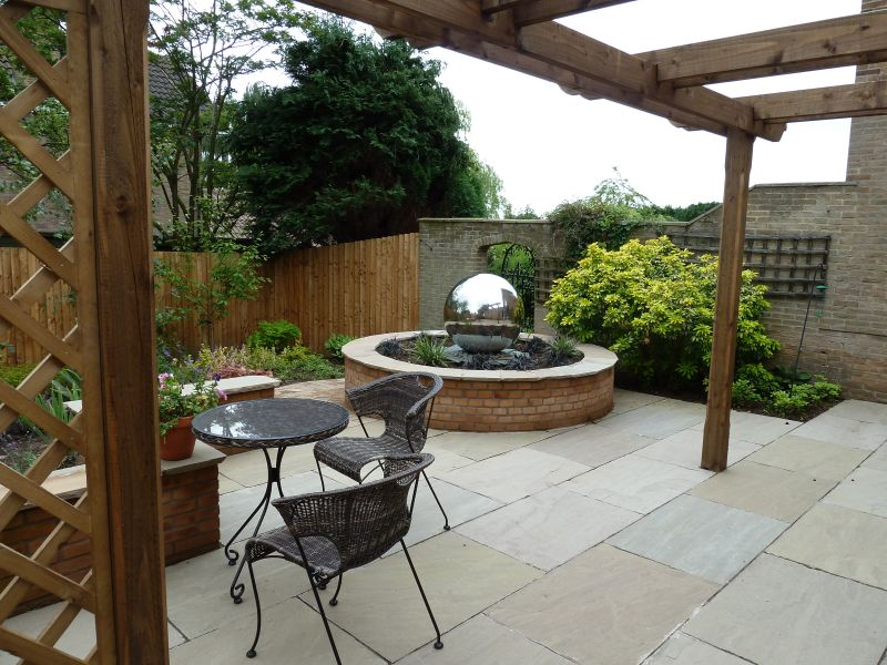 Garden design nottingham by brookhill landscapes ltd for Garden design nottingham
