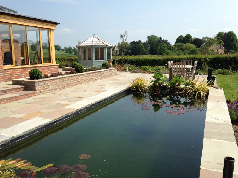 Garden Design Nottingham by Brookhill Landscapes Ltd ...